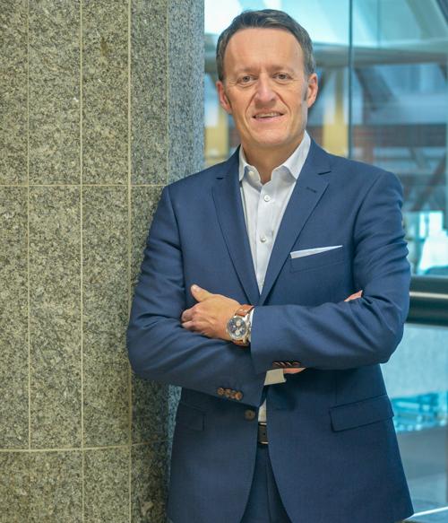 Mike Mack, X5 President Founder